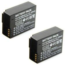 2x Li-ion Battery Pack for Sigma BP-51 DP2 quatrro camera Brand New