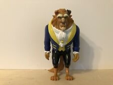 Beast From Beauty And The Beast Figure Vintage