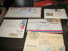 Lot Of 5 South And Central American Covers Lot #1011