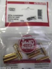 LGB 10001 Metal Rail Joiners (Pack Of 10) G Gauge