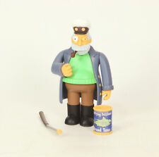 Playmates The Simpsons WOS  Captain McCallister   Loose