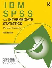 IBM SPSS for Intermediate Statistics : Use and Interpretation, Fifth Edition (20
