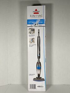 3-in-1 Corded Bagless Lightweight Stick Vacuum Hand Vac Quick Release Brand New