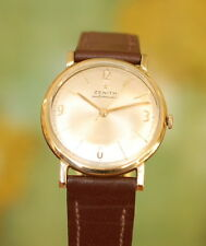Zenith Watch, 9ct Automatic