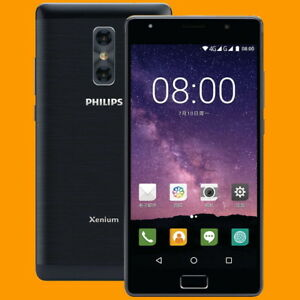"""Philips X598 4+64GB 16MP FM 5.5"""" Dual SIM Standby 4G Android Smartphone"""