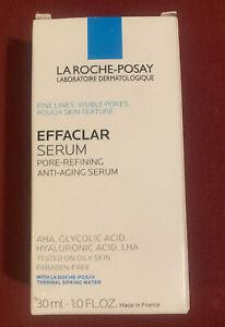 NEW La Roche Posay Effaclar Serum 1.01oz Womens Skincare 08/2022