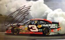 Austin Dillon Auto NASCAR Signed 4x6 Photo Autographed