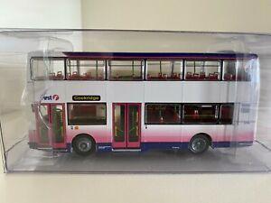 Britbus 1:76 scale - R907 - Volvo Olympian Alexander RH - First Leeds