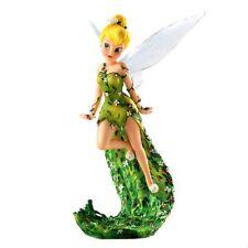 Disney Haute Couture TINKER BELL Figurine faux bijoux - peint à la main résine
