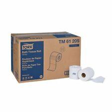 Tork Advanced 2-Ply Standard Toilet Paper Rolls, White, 96 Rolls (TRKTM6120S)