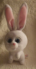 Ty Life of Pets Snowball Bunny Beanie Baby White