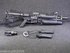 BBI 1:6 Elite Force Corporal Chris Naylor, SASR HALO figure - M4 Rifle w/ M203