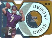 2000 PLAYOFF MOMENTUM O's rc ser #'ed 24/30 CHRIS REDMAN Baltimore Ravens