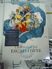 DVD Anime - La Visión de Escaflowne - Serie Completa - Nueva - Ed Coleccionista