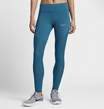 Nike Epic Lux Run Tights Womens Running Blue XS 905678 457