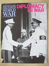 HISTORY OF THE SECOND WORLD WAR VOL 8 No 4 DIPLOMACY IN WAR