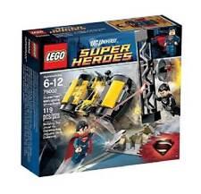 LEGO Super Heroes Superman Metropolis Showdown Set 76002