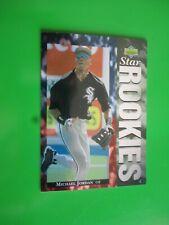 MICHAEL JORDAN - 1994 Upper Deck Minor League Baseball card