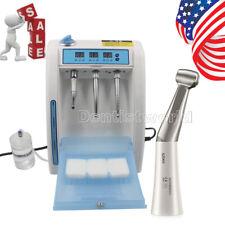 US Dental Handpiece Lubrication System Maintenance Oil Lubricator /Contra Angle