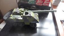 """1984 Hasbro 13"""" GI Joe Slugger Tank Action Vehicle M112-A1 - FAST SHIPPING!"""