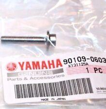 nos Yamaha snowmobile exhaust clamp bolt  RX-1 APEX NYTRO VECTOR 90109-06031