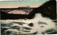 Vintage Postcard - 1913 Whirpool Rapids Niagara Falls New York NY #3688