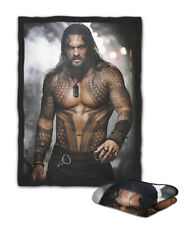 Aquaman Jason Momoa Blanket ( KIDS / MEDIUM / LARGE )
