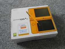 Nintendo YELLOW DSi XL console , FAST POST