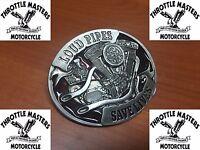 Belt Buckle for Harley Rider