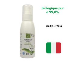 Gel d'Aloe Vera biologique pur à 99,8% Hydratant Apaisant Benessence