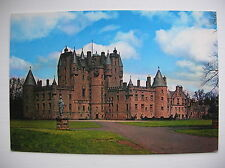 Glamis Castle, Angus.   Near Forfar, Kirriemuir, Alyth etc - J Arthur Dixon.