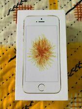 Apple iPhone SE - 32GB - Gold (Unlocked) - Please See Description