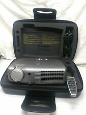 Dell 2300MP LCD Projector 2300 ANSI Lumens With The Orignial Carrying Case