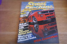 December Street Machine Transportation Monthly Magazines