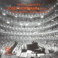 Josef Hofmann - Complete Josef Hofmann 2 [New CD]