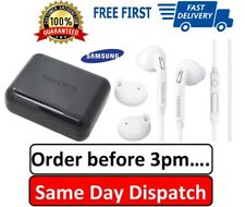 Original Samsung Auriculares Auricular Headset Para Galaxy S9 S8 S8 + S7 Note 9