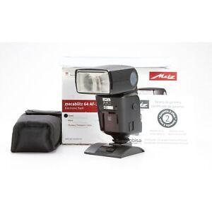 Canon Metz Mecablitz 64 AF-1 Digital Blitz + Top (229132)