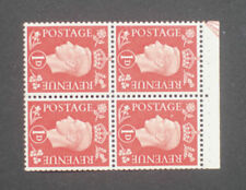 Lightly Hinged British Stamp Booklets
