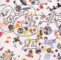 LED ZEPPELIN - LED ZEPPELIN III (2014 REISSUE)  VINYL LP NEU