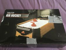 Mini Table Top Air Hockey Battery Operated  Toy