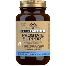 Solgar Gold Specifics Prostate Support 60 Vegetable Capsules