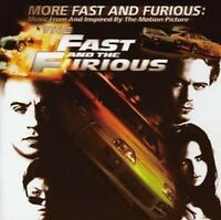 More Fast And Furious - Soundtrack (NEW CD)