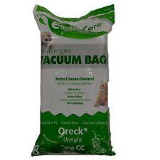 Oreck Upright Anti-Allergen Type CC Bag 8 Pk Part A713