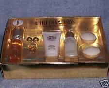 "6 Piece ""WHITE DIAMONDS"" Gift Set - Elizabeth Taylor"