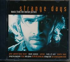 Strange Days soundtrack cd vgc