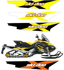 TUNNEL GRAPHICS WRAP SKI DOO BRP REV XP XM XR XS  Z summit  DECAL 120 137 154  2