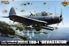 GREAT WALL HOBBY WWII DOUGLAS TBD1 DEVASTATOR VT8 AT MIDWAY 1942 1/48 L4807