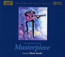 Mario Suzuki - Masterpiece of Folklore Music [New CD]
