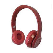 Omega freestyle casco Bluetooth Fh0915r Rojo/rojo