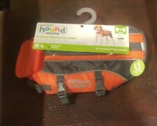 Outward Hound Ripstop Pupsaver Dog Life Jacket with Rescue Handle SM 15-30 Lbs